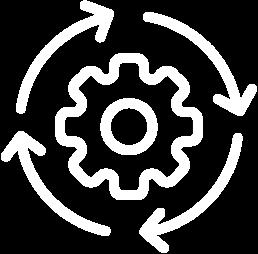 Cog and circles