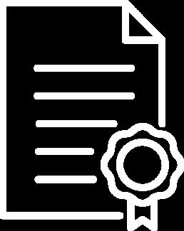 Certificate graphic